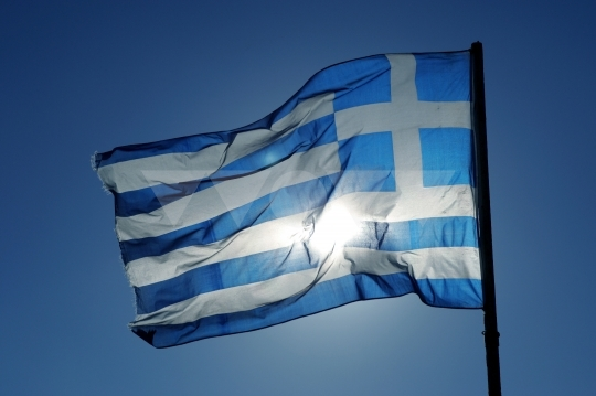Greek Flag 1