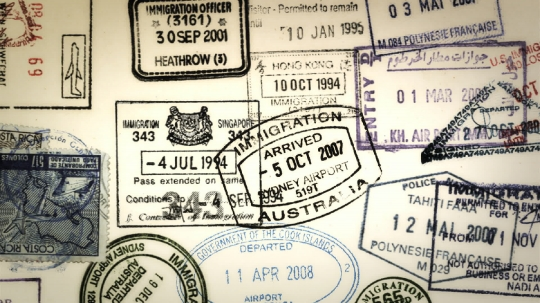 Passport Stamps 5