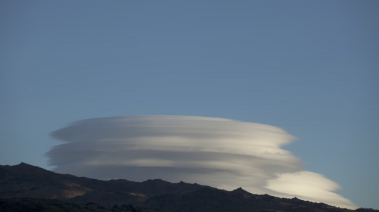 Lenticular Afternoon